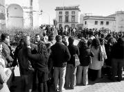 アラトリステのエキストラ募集に集まった人々