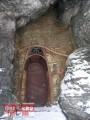 タムナスさんの家の入口